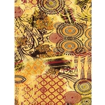 Decopatch Decoupage Paper - Chaotic - TAN/RED/BROWN