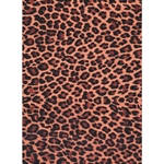 Decopatch Decoupage Paper - Leopard - ORANGE/BROWN