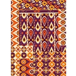 Decopatch Decoupage Paper - Autumn - ORANGE/PURPLE/YELLOW