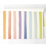Paper Placemats - PAINTED STRIPE