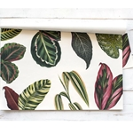 Paper Placemats - TROPICAL LEAVES