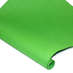 Heavyweight Textured Mulberry Paper - BRIGHT GREEN