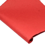 Heavyweight Textured Mulberry Paper - RED