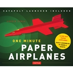 One-Minute Paper Airplanes Kit