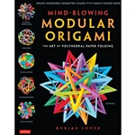 Mind-Blowing Modular Origami Book by Byriah Loper