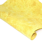 Amate Bark Paper - Solid Pattern - YELLOW