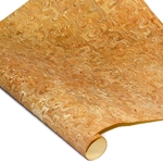Italian Marbled Paper - SOUNDWAVE - Tan
