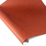 Japanese Momi Washi Paper - RUST RED