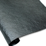 Indian Cotton Rag Paper - Crinkle - BLACK
