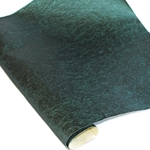 Indian Cotton Rag Paper - Crinkle - DARK GREEN