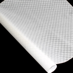 Japanese Tissue- Checkered Lace - WHITE
