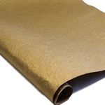 Indian Cotton Rag Paper - Crinkle - GOLD