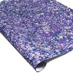 Italian Marbled Paper - STONE - Blue/Purple
