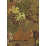 Decopatch Decoupage Paper - Leaves - OLIVE GREEN/BROWN