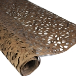 Amate Bark Paper - Spiderweb - BROWN