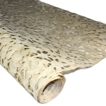 Amate Bark Paper - Spiderweb - CREAM
