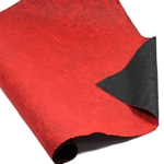 Thai Reversible Unryu Paper - RED/BLACK