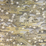 Japanese Chiyogami Yuzen Paper - COUNTRY PALACE