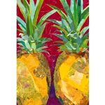 Tropical Paper Paintings