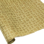 Embossed Nepalese Lokta Paper - RECTANGLES - Olive