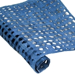 Amate Bark Paper - Weave - DARK BLUE