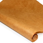 Nepalese Lokta Paper - SADDLE BROWN