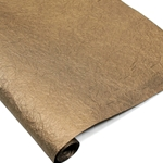 Indian Cotton Rag Paper - Crinkle - BRONZE
