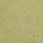Indian Embossed Paper - CABBAGE ROSE - OLIVE