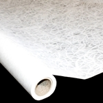 "Korean Hanji Paper Roll - 48GSM - WATERMARK LINES - 47"" x 65'"