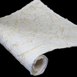 Heavyweight Mulberry Paper - BROWN FIBERS