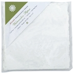 "Handmade Deckle Edge Indian Cotton Watercolor Paper Pack - ROUGH - 6"" x 6"""