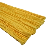 Thai Pleated Unryu/Mulberry Paper - YELLOW