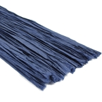 Thai Pleated Unryu/Mulberry Paper - NAVY