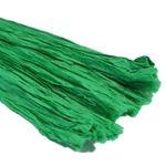 Thai Pleated Unryu/Mulberry Paper - GREEN