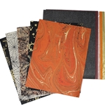 Assorted Halloween Paper Pack (15 Sheets)