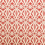 Italian Carta Varese Paper - Scroll - RED