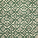 Italian Carta Varese Paper - Floral in Leaves - GREEN