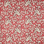 Italian Carta Varese Paper - Dragon - RED