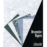SILVER GLITTER Paper Pack (10 pieces)