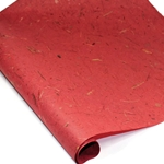 Thai Banana Paper BURGUNDY