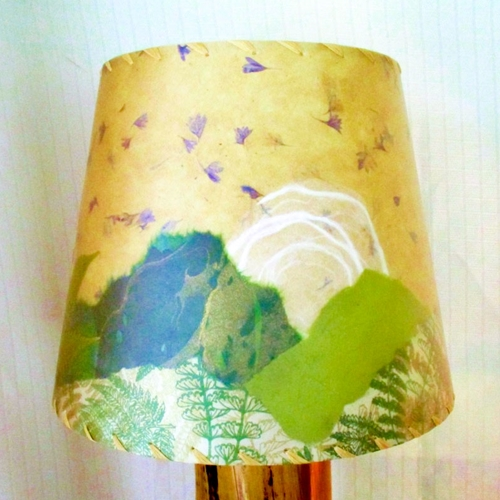 Botanical Lampshades