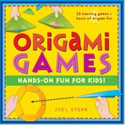 Origami Games Instruction Book
