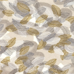 "Chiyogami Yuzen Origami Paper Pack 6"" x 6"" Sheets (4 Pack) - HARMONY LEAVES"