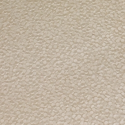 Indian Embossed Paper Pebbles Champagne