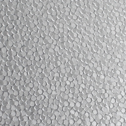 Indian Embossed Paper- PEBBLES - SILVER
