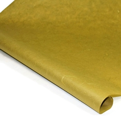 Thai Unryu/Mulberry Paper - OLIVE
