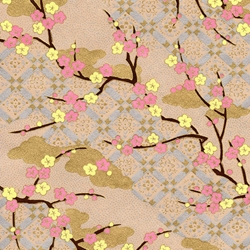Japanese Handcrafted Yuzen Washi Chiyogami Origami Paper - 630mm x ... | 250x250