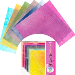 Hand-Dyed Tengushi Origami Paper