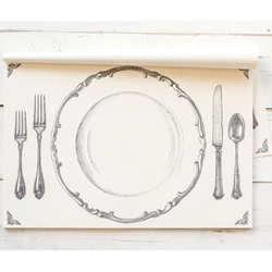 Paper Placemats - PERFECT SETTING