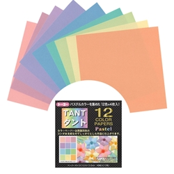Tant Origami Paper Pack - PASTEL